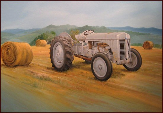 FERGUSSON TRACTOR