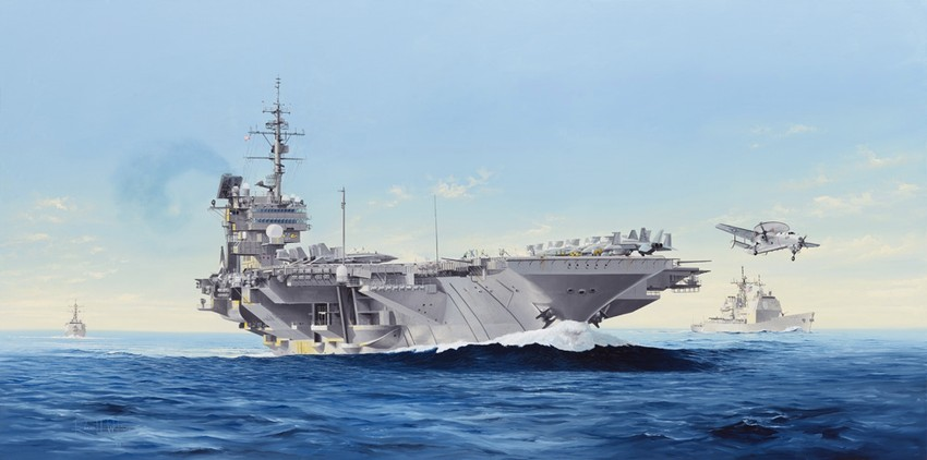 USS Constellation CV64